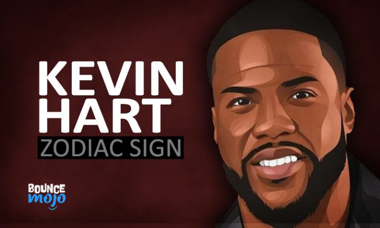 Kevin Hart Astrology Birth Chart Horoscope[Visual Guide]