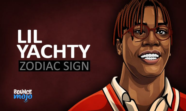 Lil Yachty Astrology Birth Chart Horoscope[Visual Guide]