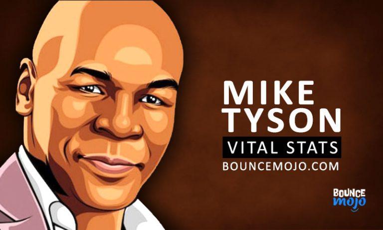 Mike Tyson Height, Age, Weight Body Statistics [UPDATED]