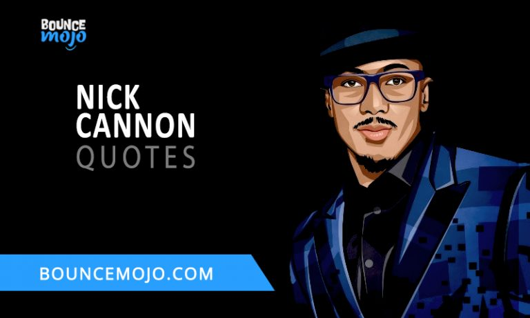 15+ Best Nick Cannon Quotes [Updated] Life & Success (2021)