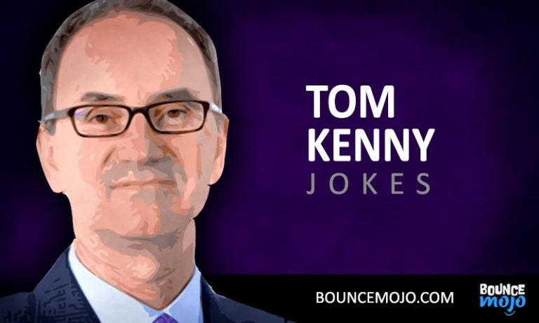 10+ Best Tom Kenny Jokes [FUNNIEST COLLECTION] 2021
