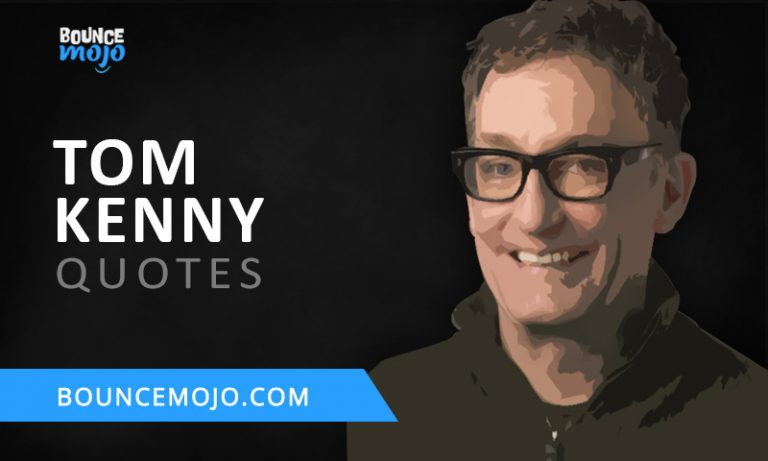 50+ Best Tom Kenny Quotes (2021)[New Research]