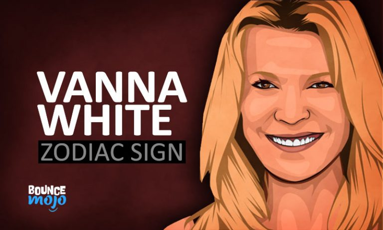 Vanna White Astrology Birth Chart, Horoscope [Visual Guide]