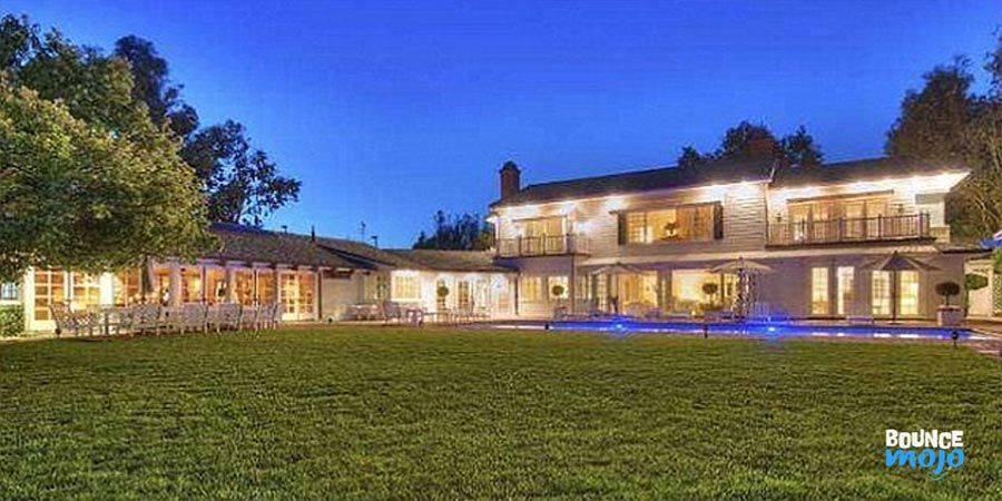 Nick Cannon House