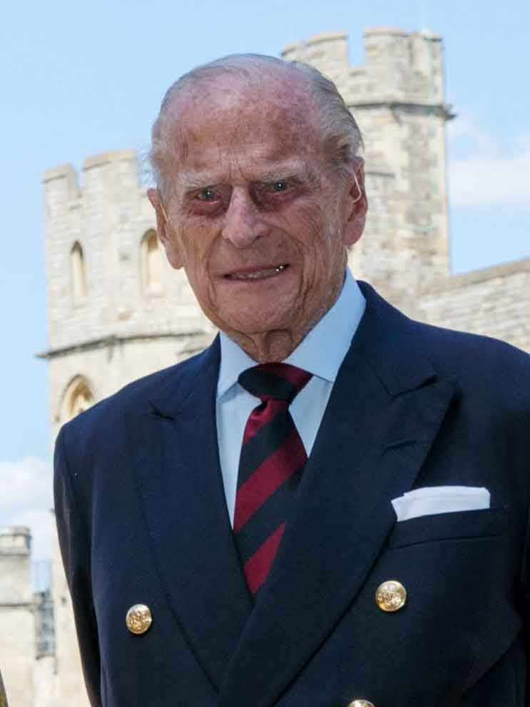 Who Is Prince Philip