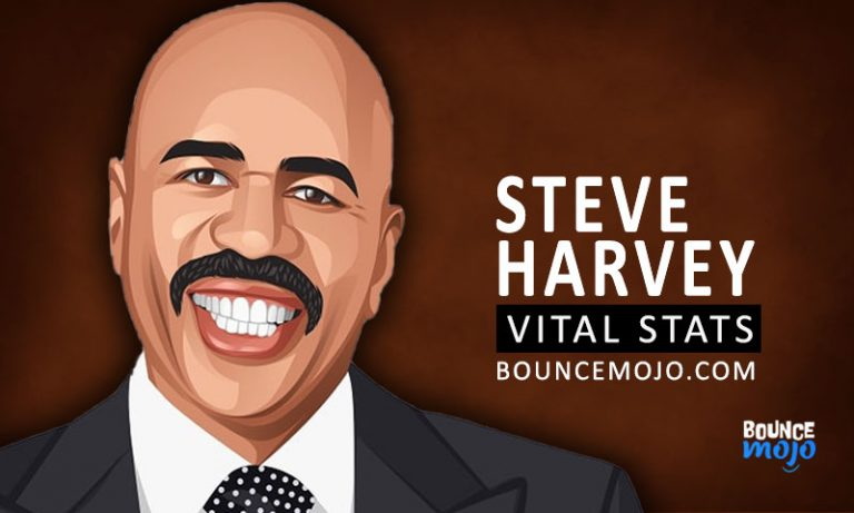 Steve Harvey Height, Age, Weight Body Statistics [UPDATED]