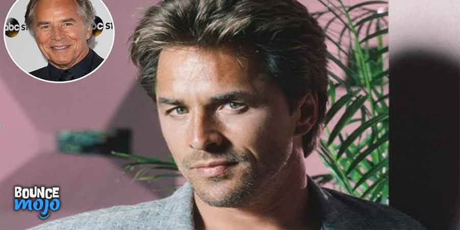 Young Don Johnson