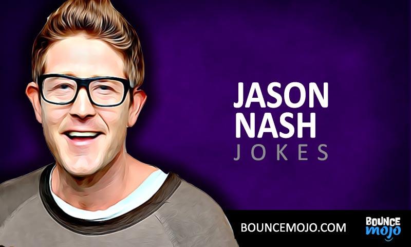 Jason Nash Jokes
