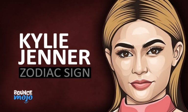 Kylie Jenner Astrology Birth Chart Horoscope[Visual Guide]