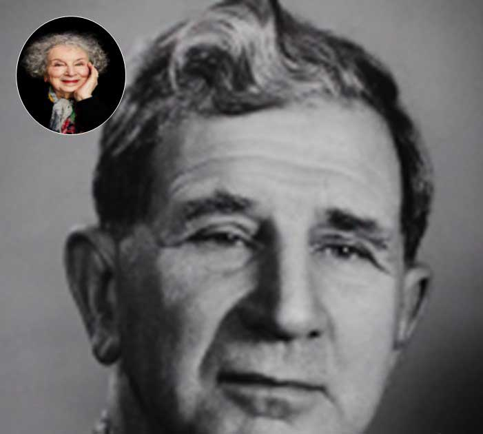 Margaret Atwood Father