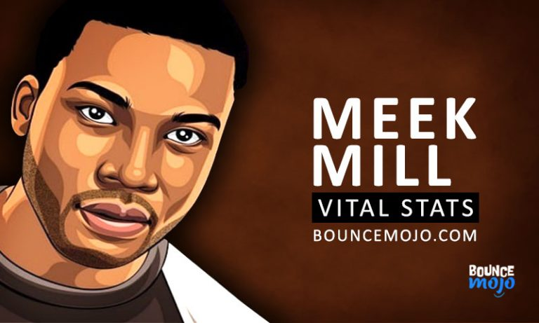 Meek Mill Height, Age, Weight Body Statistics [UPDATED]