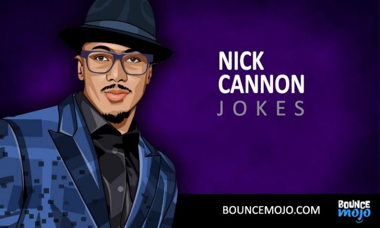 20+ Best Nick Cannon Jokes (2021)[FUNNIEST COLLECTION]