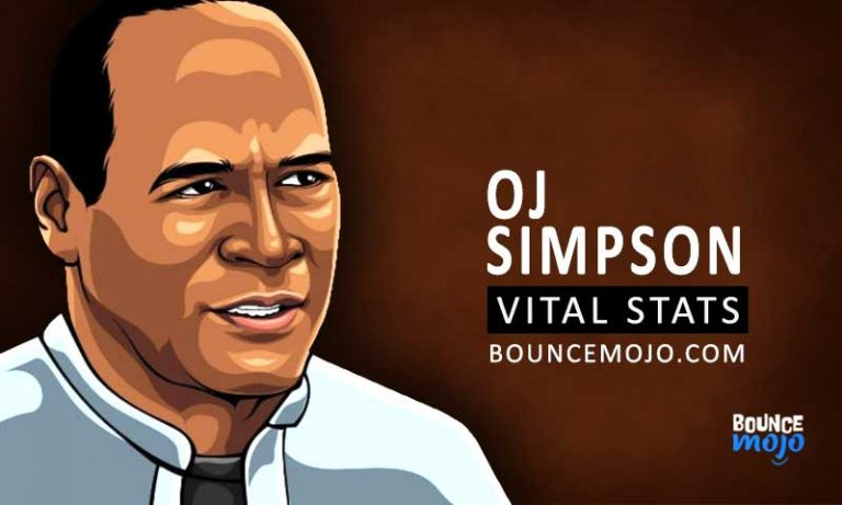 OJ Simpson Height, Age, Weight Body Statistics [UPDATED]