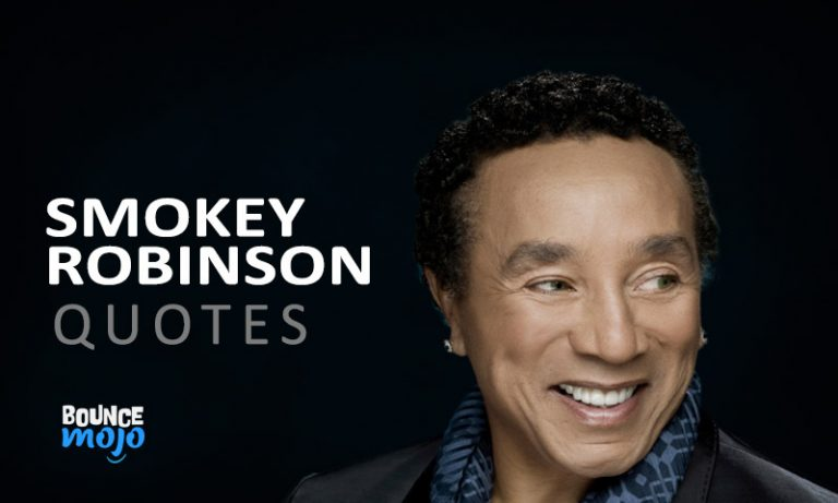 10+ Best Smokey Robinson Quotes (2021) Life & Success [Updated]