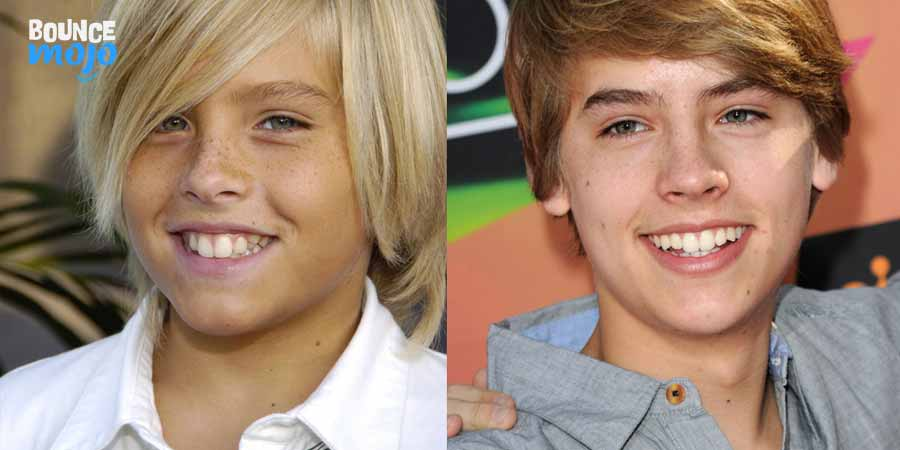 Young Cole Sprouse