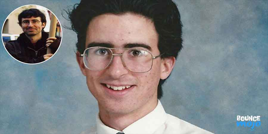 Young John Oliver