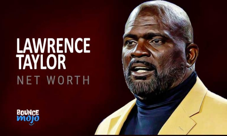 Lawrence Taylor Net Worth (2021)Lifestyle | Bio | Facts [UPDATED]