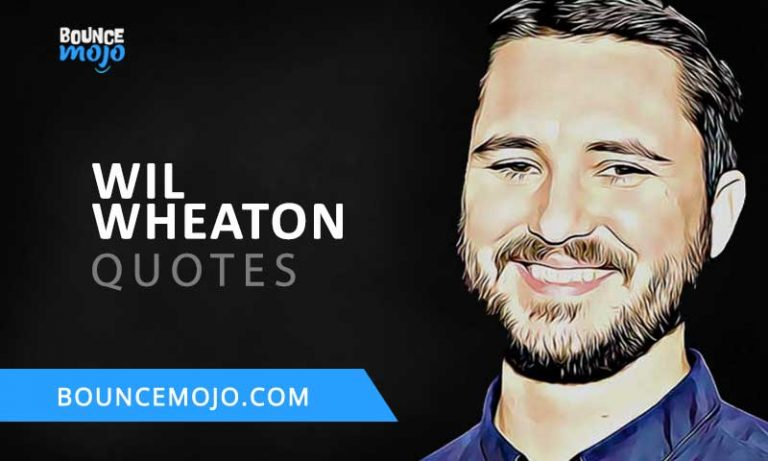 30+ Best Wil Wheaton Quotes (2021)Life & Success [Updated]