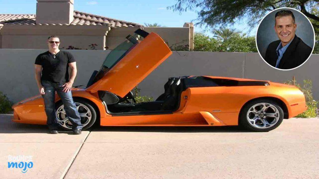 Mj Demarco Lamborghini