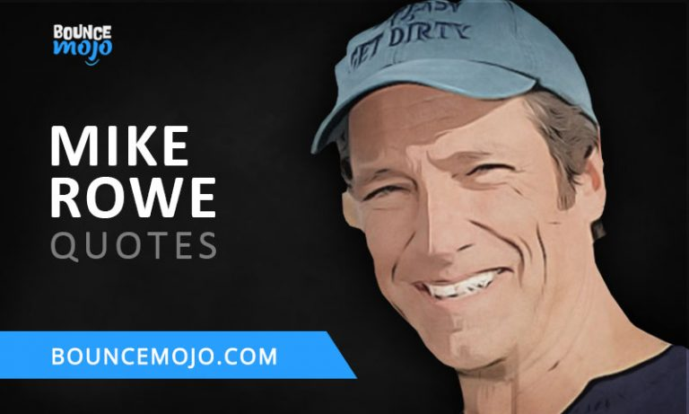 10+ Top Mike Rowe Quotes [Updated 2021] [Happiness & Success]