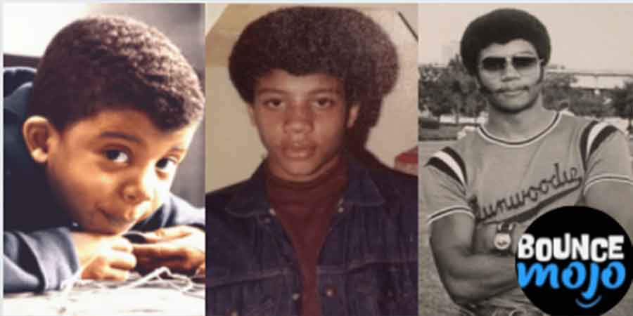 Young Neil Degrasse Tyson