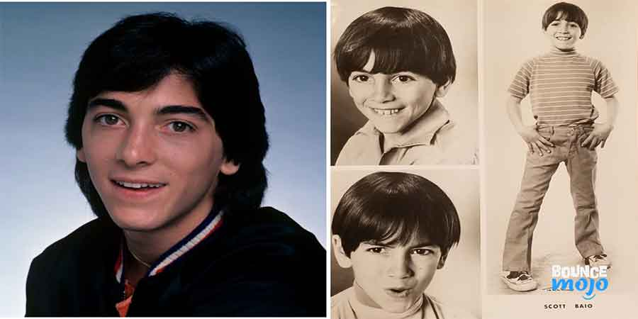 The Young Scott Baio