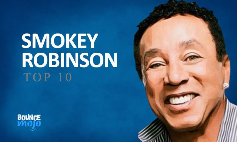 10 Top Smokey Robinson Songs & Albums  [UPDATED]