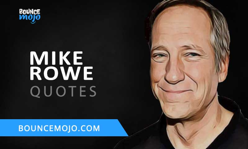 mike rowe quotes feature image