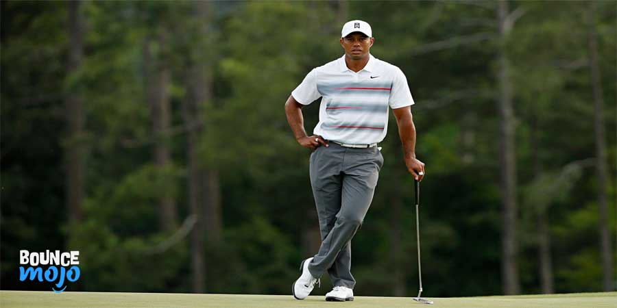 Tiger Woods's Style