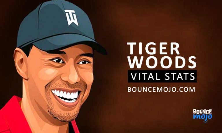 Tiger Woods Height, Age, Weight Body Statistics [UPDATED]